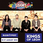 Kings of Leon выступят на фестивале Sziget